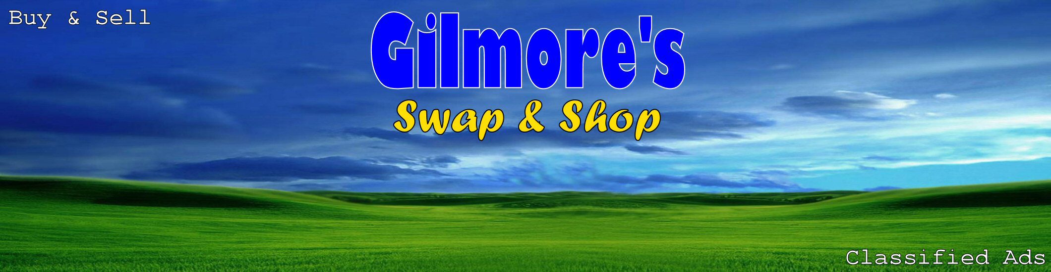 Gilmore's Classified Ads